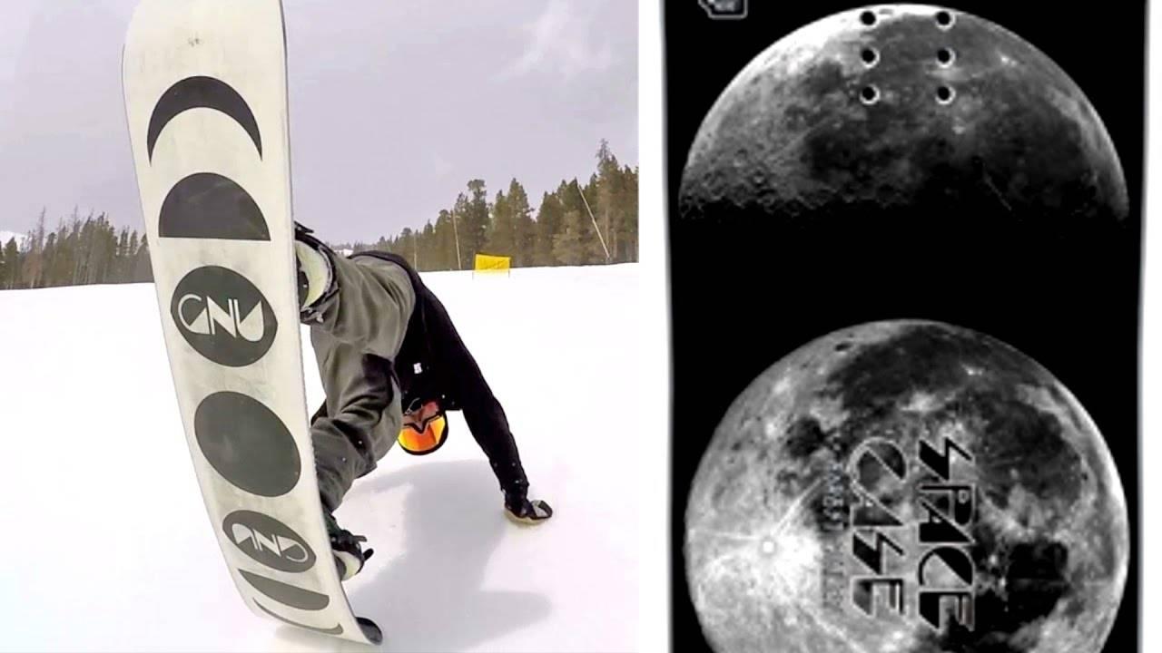 GNU Space Case Snowboard Review