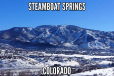 Why Snowboarding In Steamboat Springs, CO Can't Be Beat